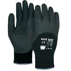 Maxx-Grab Coldgrip winterfoam handschoenen 47-280 3/4 gecoat. Cat.2