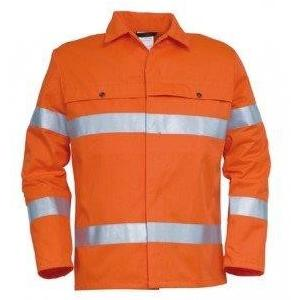 Havep High Visibility korte jas/vest model 3133