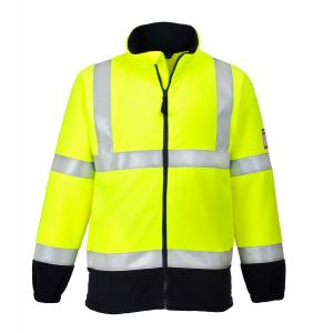 Portwest Fleece Hi-Vis Vlamvertragend Antistatisch