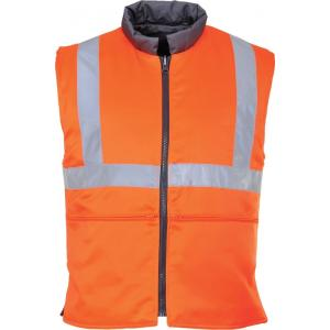 Portwest high vis bodywarmer type RT44