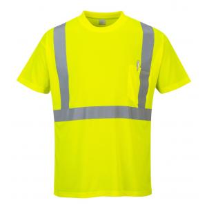 Portwest High vis t-shirt S190