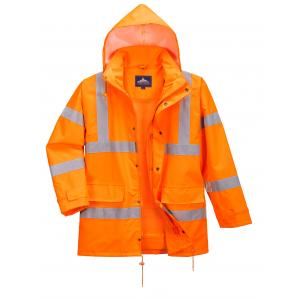 Portwest high vis ademend jack RT63